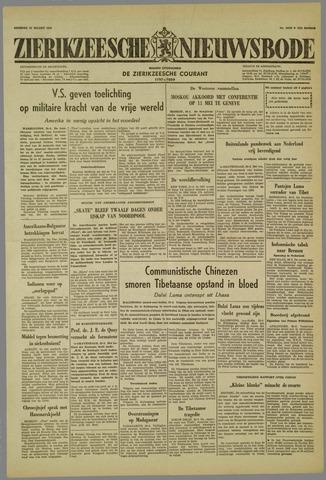 Zierikzeesche Nieuwsbode 1959-03-31
