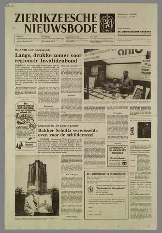 Zierikzeesche Nieuwsbode 1985-07-23