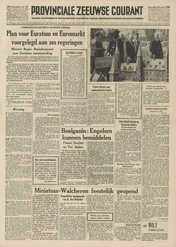 Provinciale Zeeuwse Courant 1956-04-28