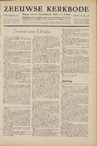 Zeeuwsche kerkbode, weekblad gewijd aan de belangen der gereformeerde kerken/ Zeeuwsch kerkblad 1950-08-25