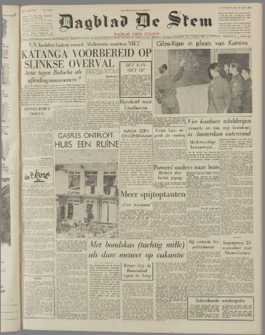 de Stem 1960-08-25