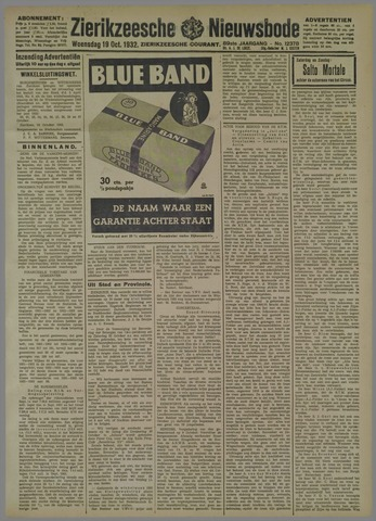 Zierikzeesche Nieuwsbode 1932-10-19