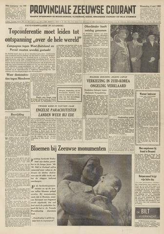 Provinciale Zeeuwse Courant 1960-05-04