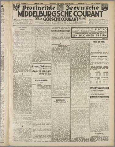 Middelburgsche Courant 1933-03-01