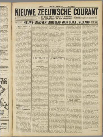 Nieuwe Zeeuwsche Courant 1934-04-19