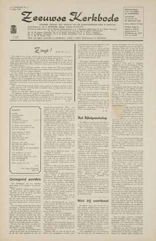 Zeeuwsche kerkbode, weekblad gewijd aan de belangen der gereformeerde kerken/ Zeeuwsch kerkblad 1968-07-11