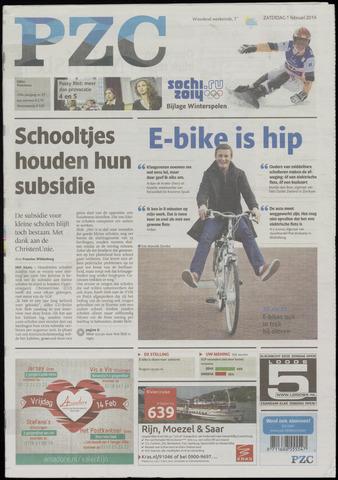 Provinciale Zeeuwse Courant 2014-02-01