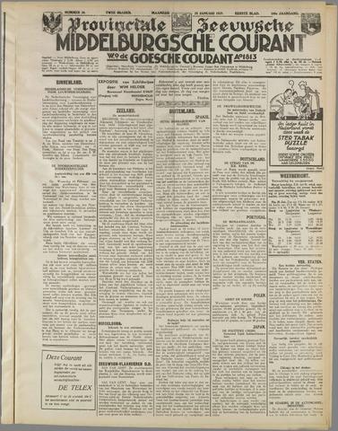 Middelburgsche Courant 1937-01-25