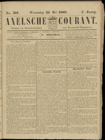 Axelsche Courant 1889-05-22