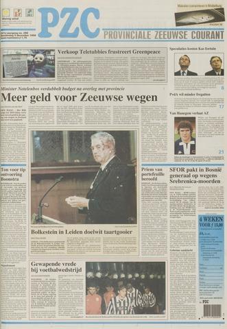 Provinciale Zeeuwse Courant 1998-12-03
