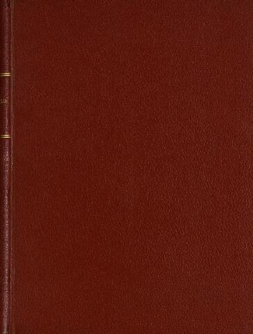 Watersnood documentatie 1953 - tijdschriften 1953