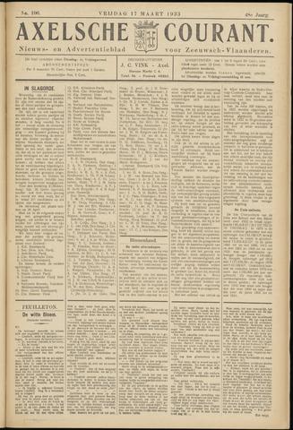 Axelsche Courant 1933-03-17