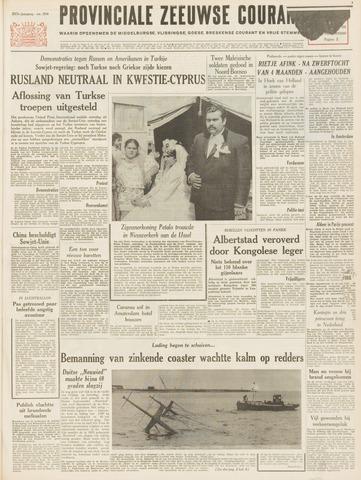Provinciale Zeeuwse Courant 1964-08-31