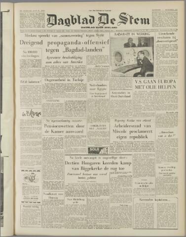 de Stem 1956-12-01