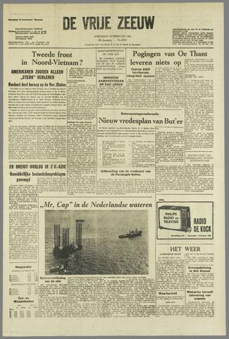 de Vrije Zeeuw 1964-02-26