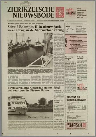 Zierikzeesche Nieuwsbode 1994-09-01