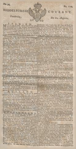 Middelburgsche Courant 1779-08-12