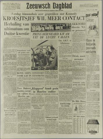 Zeeuwsch Dagblad 1961-06-16