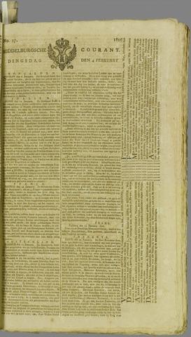 Middelburgsche Courant 1806-02-04