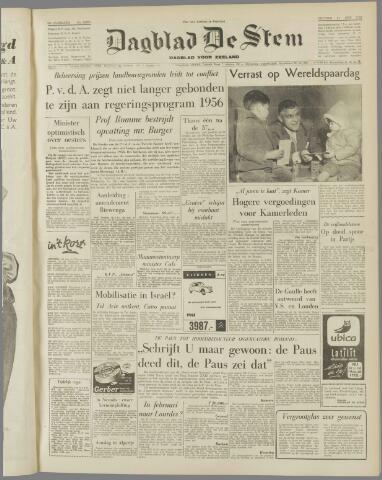 de Stem 1958-10-31
