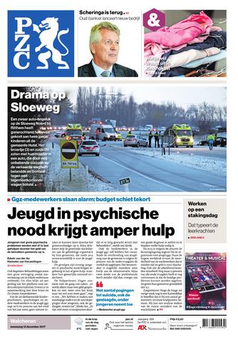 Provinciale Zeeuwse Courant 2017-12-13