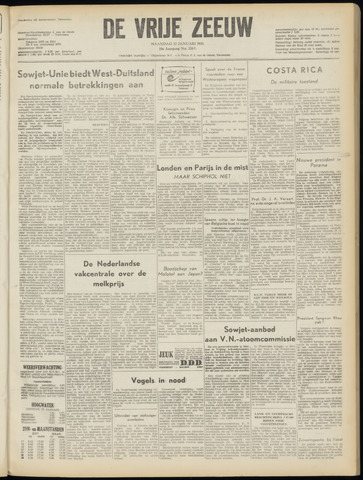 de Vrije Zeeuw 1955-01-17