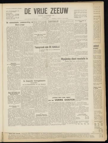 de Vrije Zeeuw 1949-11-15