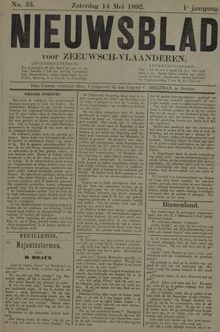 Nieuwsblad voor Zeeuwsch-Vlaanderen 1892-05-14
