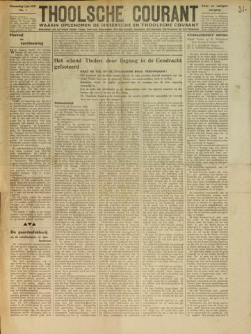 Ierseksche en Thoolsche Courant 1947