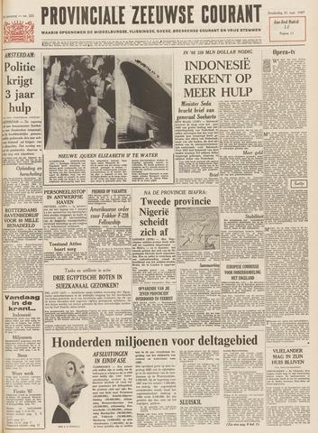 Provinciale Zeeuwse Courant 1967-09-21