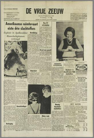 de Vrije Zeeuw 1967-01-30