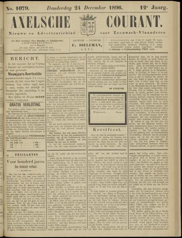 Axelsche Courant 1896-12-24