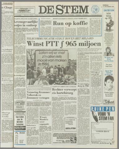 de Stem 1985-12-31