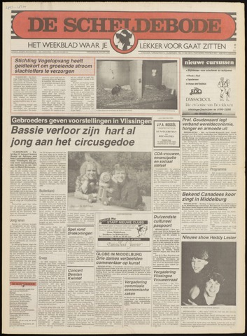 Scheldebode 1985-01-03