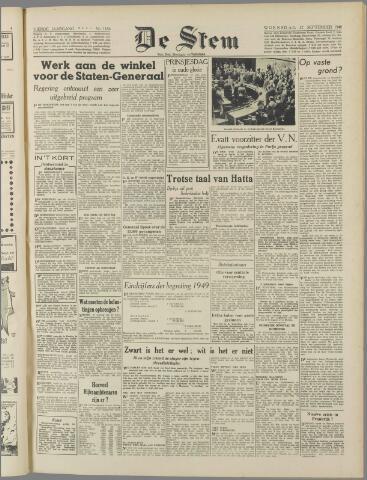 de Stem 1948-09-22