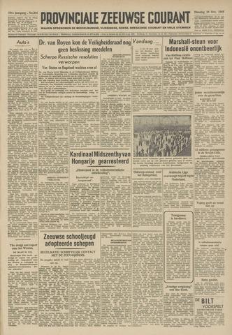 Provinciale Zeeuwse Courant 1948-12-28