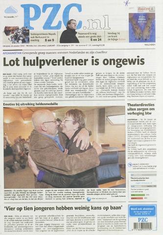 Provinciale Zeeuwse Courant 2010-10-26