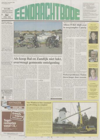 Eendrachtbode (1945-heden)/Mededeelingenblad voor het eiland Tholen (1944/45) 2010-09-09