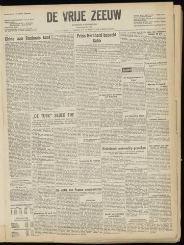 de Vrije Zeeuw 1950-01-28