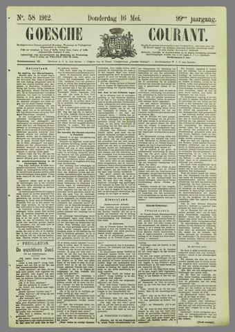 Goessche Courant 1912-05-16