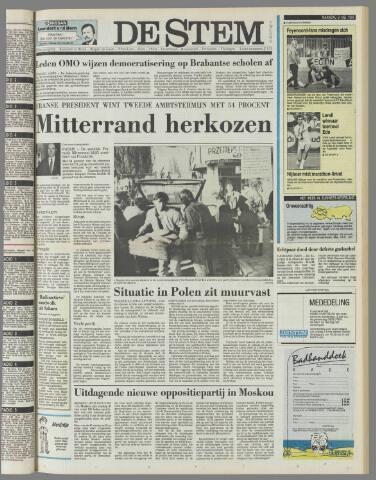 de Stem 1988-05-09