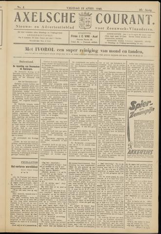 Axelsche Courant 1940-04-12