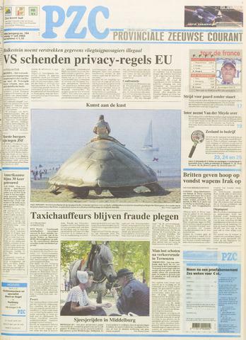 Provinciale Zeeuwse Courant 2003-07-11