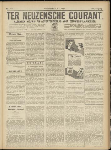 Ter Neuzensche Courant. Algemeen Nieuws- en Advertentieblad voor Zeeuwsch-Vlaanderen / Neuzensche Courant ... (idem) / (Algemeen) nieuws en advertentieblad voor Zeeuwsch-Vlaanderen 1930-05-07