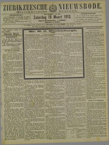 Zierikzeesche Nieuwsbode 1910-03-19