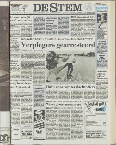 de Stem 1987-01-16