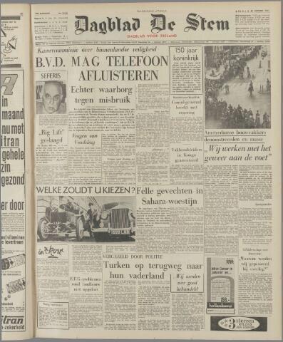 de Stem 1963-10-25