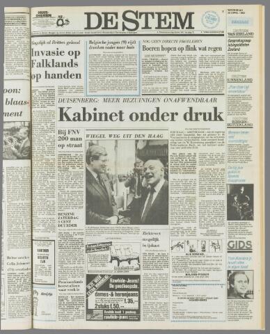 de Stem 1982-04-28
