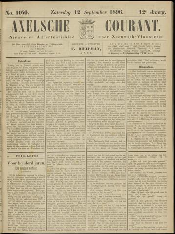 Axelsche Courant 1896-09-12