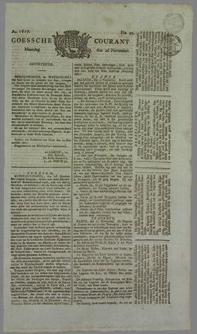 Goessche Courant 1827-11-26